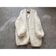 Wool Cardigan http://bellanblue.com