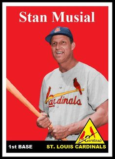 cards that never were - Bing images St Louis Baseball, Pirates Baseball, Cardinals Baseball, St Louis Cardinals, Star Trek Posters, Basketball Scoreboard, Basketball Shoes, White Sox Baseball, Sports Personality
