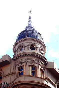 Cupulas de Buenos Aires