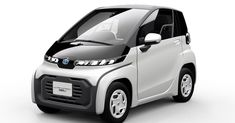Toyota has a new electric car for you — and it's about the size of a golf cart Smart Fortwo, Electric Car Concept, Electric Vehicle, Small Electric Cars, Best Small Cars, Fuel Cell Cars, Dirt Bike Girl, Girl Motorcycle, Motorcycle Quotes