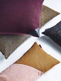 Little architect cushion 05 Little Architects, Curtain Fabric, Copenhagen, Color Combinations, Weaving, Cushions, Textiles, Throw Pillows, Instagram Posts