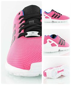 premium selection 364d7 8a283 Adidas ZX Flux pink Adidas Zx Flux, Adidas Sneakers, Nike Shoes, Stan Smith