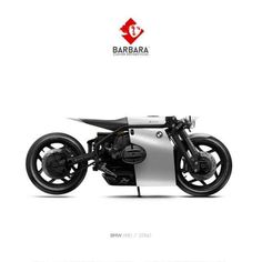Barbara Custom Motorcycles - Photoshop Preparations