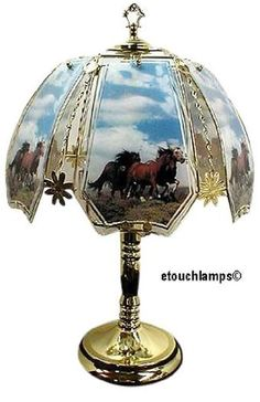 Special Offers - Horses on Range Touch Lamp with Antique Brass Finish - In stock & Free Shipping. You can save more money! Check It (April 06 2016 at 10:14AM) >> http://tablelampusa.net/horses-on-range-touch-lamp-with-antique-brass-finish/