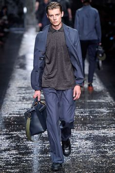 Fendi Spring 2016 Menswear - Collection - Gallery - Style.com