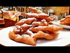 Csörögefánk Forgácsfánk Herőce @Szoky konyhája - YouTube Carrots, Waffles, Vegetables, Breakfast, Food, Morning Coffee, Carrot, Veggies, Waffle