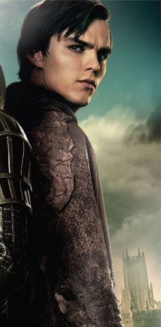 Hoult from Jack the Giant Slayer <3