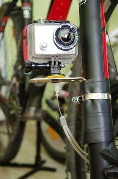 21 DIY Bike Camera Mounts