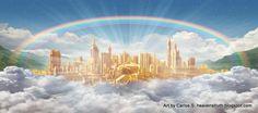Nuestra esperanza...que nuestro Señor venga y nos lleve a la ciudad celestial junto a El por la eternidad!