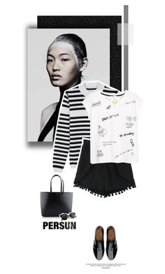 """""""Persun #1"""" by juhh ❤ liked on Polyvore featuring mode, Yves Saint Laurent, MANGO, FitFlop, fashionset, persunmall, persun et Juliajulian"""