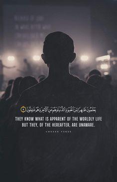 Indeed..! Quran Verses, Quran Quotes, Hindi Quotes, Beautiful Islamic Quotes, Islamic Inspirational Quotes, Muslim Quotes, Religious Quotes, Best Quotes, Funny Quotes