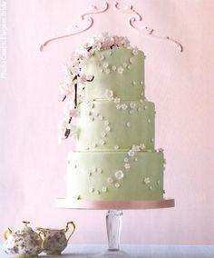 tartas de boda | es una tarta cuya dimensión depende de los comensales, Con B de Boda ...