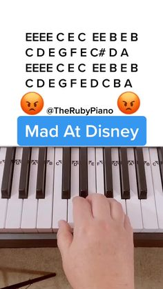 Piano Music With Letters, Piano Sheet Music Letters, Piano Music Notes, Easy Piano Sheet Music, The Piano, Good Vibe Songs, Mood Songs, Music Chords, Ukulele Songs