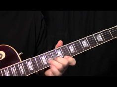 "how to play ""Walk This Way"" by Aerosmith - 1st guitar solo lesson - YouTube"