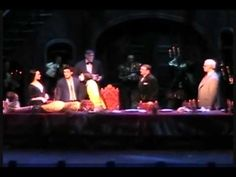 The Addams Family Musical OBC Chicago/Broadway Mix - YouTube