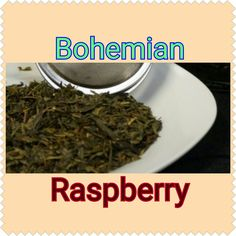 Our Daily Tea: Bohemian Raspberry!!  Raspberry finished with smooth green tea! Try (9/28/16) order www.lifethymebotanicals.com/shop/tea/bohemian-raspberry-tea/ #smallbusiness #shopsmall #sample #raspberry #bohemian #greentea