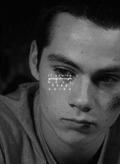 teen wolf on Pinterest | Teen Wolf, Stiles and Teen Wolf Quotes Teen Wolf Season 3 Void Stiles