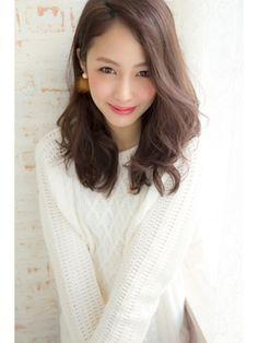 ヴィセライン(Visee Line) ~Visee Line~ 今っぽさNo.1☆かき上げ大人スタイル