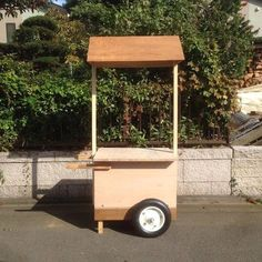 【ワークショップ紹介】WOODPRO × YADOKARI小屋部「モバイル屋台をつくろう」