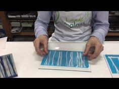 images in fused glass 1 - YouTube