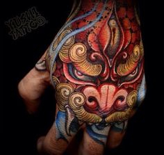 Love this #cultural #tattoo #tattoos