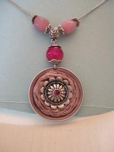 bijoux-avec-capsules-nespresso-médaillon-rose-cendré