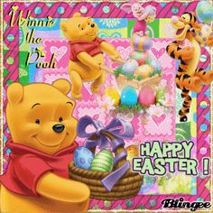 Winnie the Pooh Easter