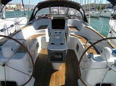 Jeanneau Sun Odyssey 54, cockpit