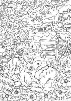 Free Weekly Coloring Pages from Favoreads. FREE up to August 7, 2017.
