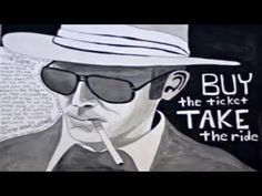 """""""Buy The Ticket, Take The Ride"""" is a 2006 personal, intimate look at Hunter S. Thompson with a special emphasis on his Hollywood relationships. It captures t..."""
