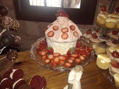 Savanna's First Wedding Cake