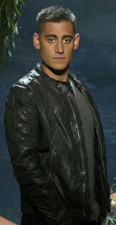My absolute favorite character. He is so my type ;) Knave of Hearts from Once Upon A Time In Wonderland.