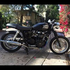 For sale!  Triumph Bonneville w/upgrades $4500 great deal in Los Angeles , hit up Psaye1@gmail.com for details #Padgram