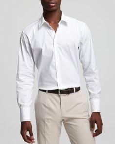 BOSS HUGO BOSS Lucas Solid Button Down Shirt - Regular Fit | Bloomingdale's
