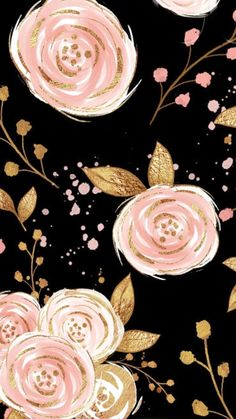 phone wall paper patterns 45 ideas rose gold wallpaper backgrounds phone wallpapers life for 2019 Gold Wallpaper Background, Rose Gold Wallpaper, Pink Wallpaper, Flower Wallpaper, Pattern Wallpaper, Floral Print Wallpaper, Floral Print Background, Room Wallpaper, Art Background