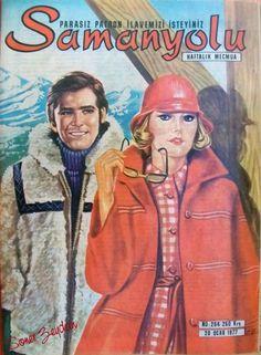 Samanyolu Moda Kadın Dergisi Sayı: 264  1977