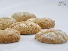 Saludables recetas hechas con mascarpone, harina integral y azúcar moreno. Tiene menos calorías que las galletas tradicionales y son ricas en fibra.