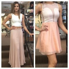 Pastel pink is the new black!