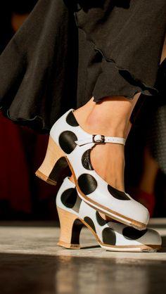 Zapatos profesionales Begoña Cervera!