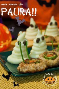 Bolli bolli pentolino: Fantasmini di purè di patate e mostrocchi di polpette per un Halloween da paura!