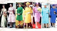 Happy 89th Birthday, Queen Elizabeth! See the Monarch's Royal Style Through the Years  Queen Elizabeth II