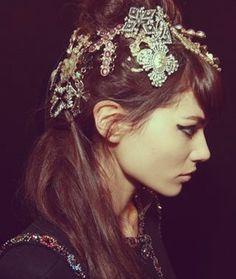 Give Me a Head of Hair, Long Fabulous Hair: Hair accesories #fashionweek