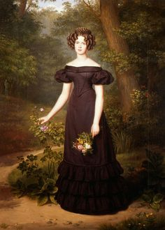 HRH THE PRINCESS MARIANNE OF THE NETHERLANDS, PRINCESS ALBRECHT OF PRUSSIA