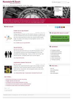 Website Ravestein & Zwart, Ik vind 'm zeker een bezoekje waard:) Ga naar  www.ravestein-zwart.nl