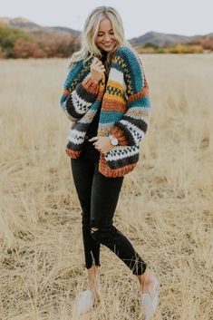 Fall Sweater Outfit Ideas | ROOLEE