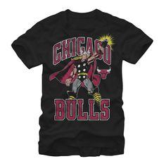 Men's - Thor Chicago Bulls Black 100% Cotton.  OFFICIALLY LICENSED PRODUCT.  GRAB YOURS NOW!  ORDER 2 OR MORE TO SAVE ON SHIPPING COST.       Shop this product here: spreesy.com/TeeStationUsa/6   Shop all of our products at http://spreesy.com/TeeStationUsa      Pinterest selling powered by Spreesy.com