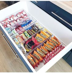 31 The Best Tool Organization Design Ideas To Save Your important Stuffs - - Organization hacks - Kitchen Organization Pantry, Kitchen Storage, Kitchen Decor, Kitchen Ideas, Refrigerator Organization, Kitchen Layouts, Pantry Storage, Red Kitchen, Food Storage
