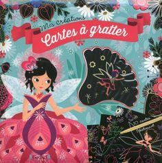 Pochette cartes à gratter - Fées de Sophie ROHRBACH - Mes créations - Livres…