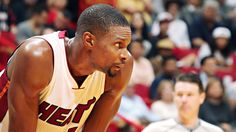 Chris Bosh reaffirms desire to play; Heat say he's out indefinitely