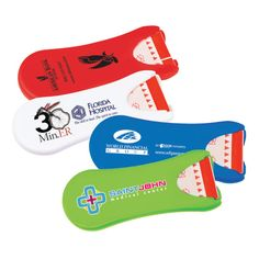 HC100BD – Bandage Dispenser. Dispenser holds five sterile latex adhesive bandages and is refillable. #promotionalproducts